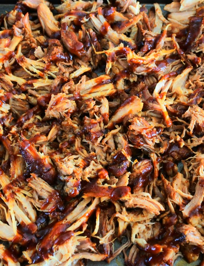 Oven-Roasted BBQ Pulled Pork