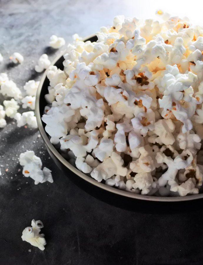 Perfect Movie-Night Popcorn