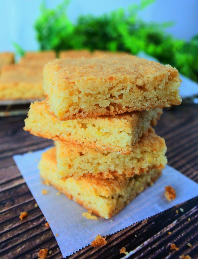 A Gluten-Free ode to Boterkoek (Citrus Vanilla Butter Cake)