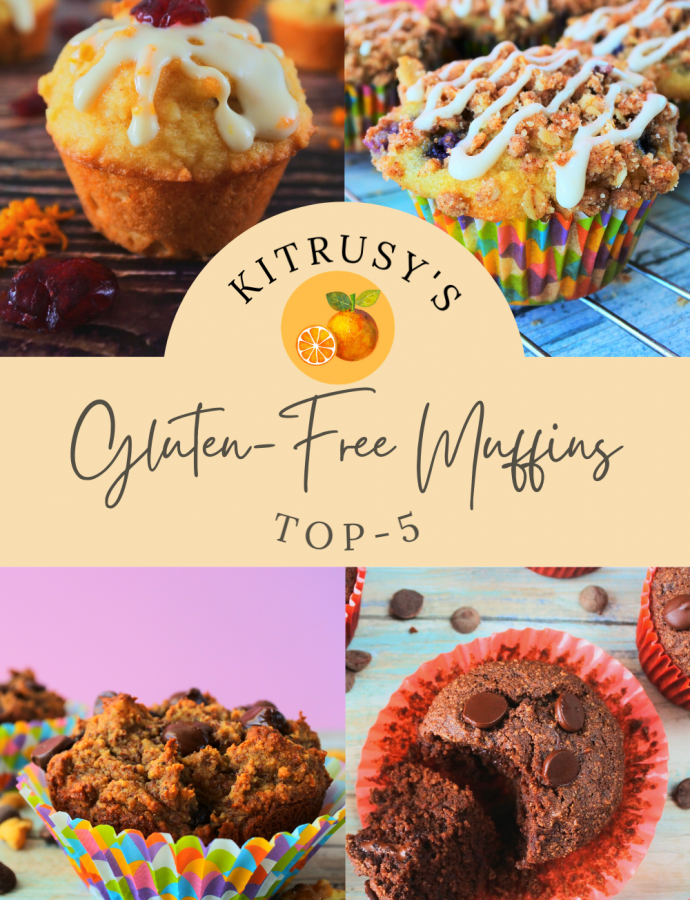 Kitrusy's Must Make Muffins!
