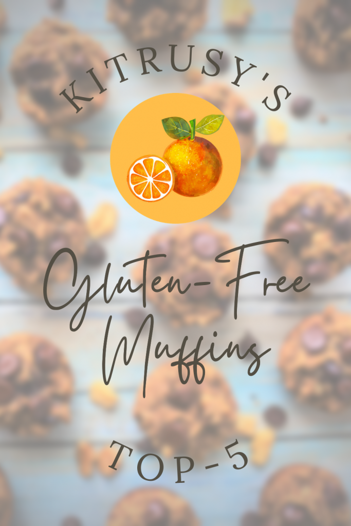 Image for top 5 gluten free muffin listicle