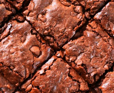 Chewy Brownies (Gluten-Free)