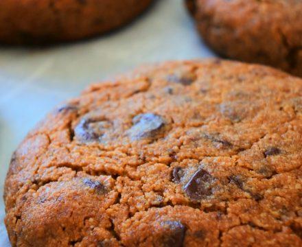 The Best Gluten-Free Chocolate Chip Cookie