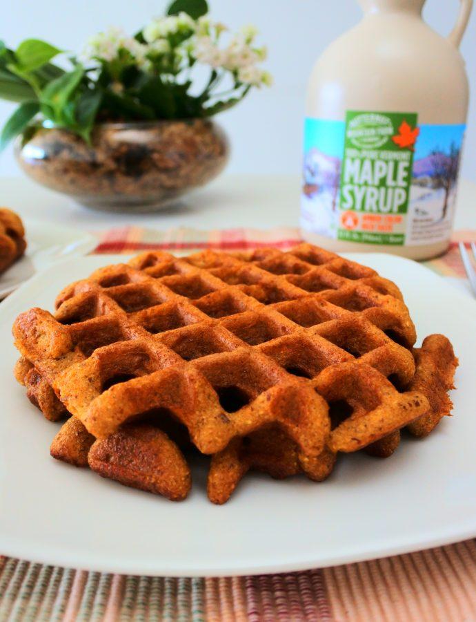 The Best Gluten-Free Waffles