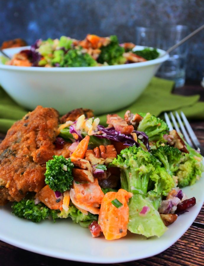 Broccoli Salad With Dressing – A Perfect Summer Side
