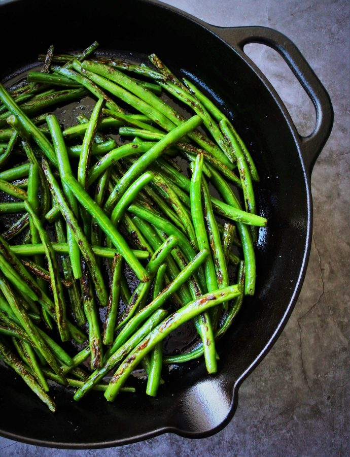 The Best Ever Green Beans
