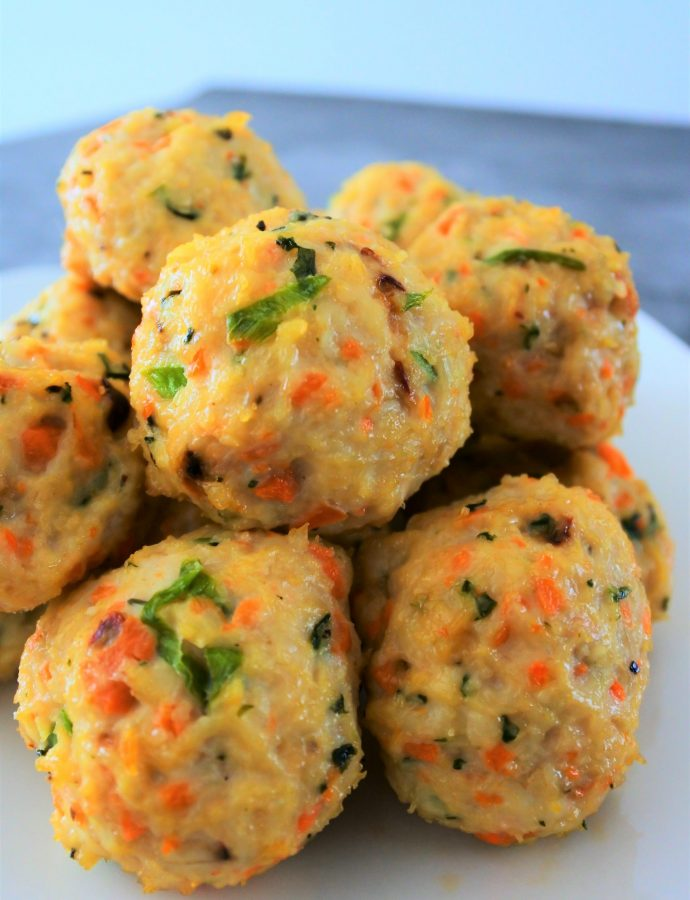 Simple and Delicious Thai Chicken Meatballs