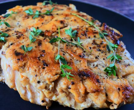 The Easiest Pan-Seared Chicken Recipe Ever