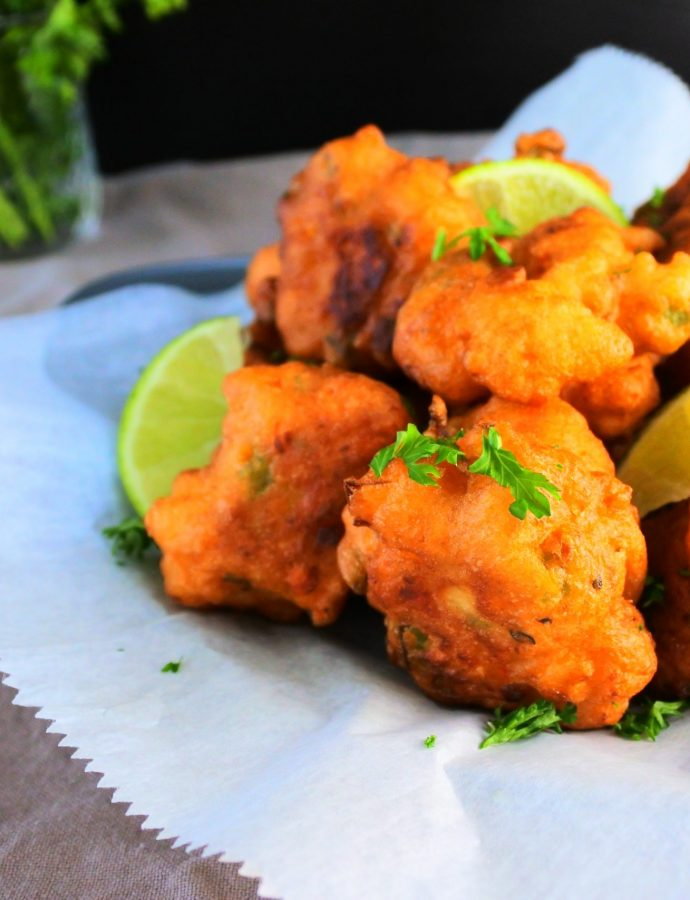 Fried (Crawfish) Fritters