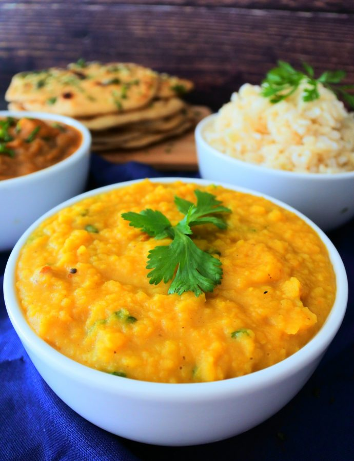 Clean and Simple Dhal (Indian Lentils)