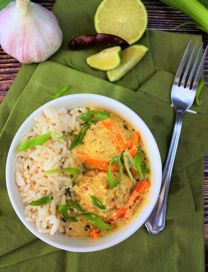 Easy Green Thai Curry