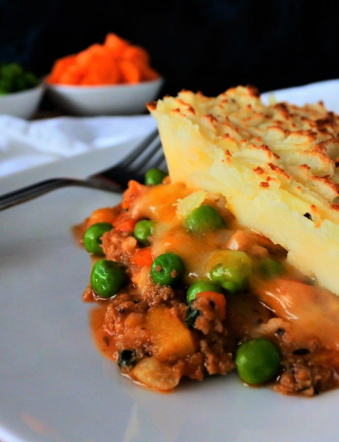Clean Eat Ground Turkey Cottage Pie